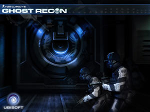 Introduction screen for Tom Clancy's Ghost Recon: Shadow Wars