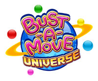 BUST-A-MOVE UNIVERSE LOGO