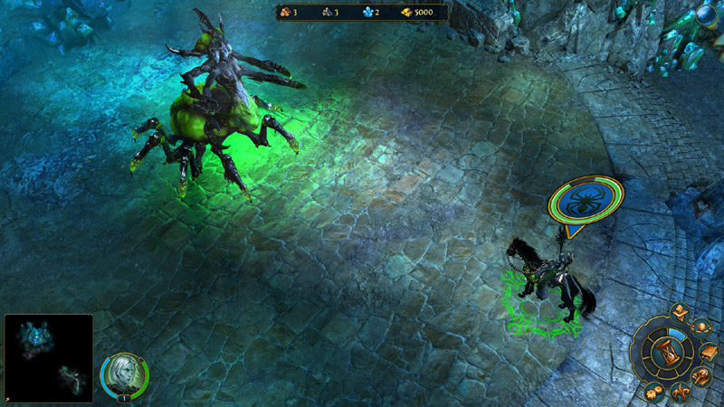 Amazon.com: Might & Magic Heroes VI: PC: Video Games