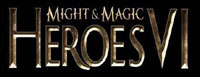 Might and Magic Heroes VI game logo