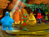 Familiar and new friends to be had in Sesame Street: Once Upon A Monster