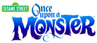 Sesame Street: Once Upon A Monster game logo