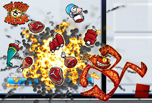 'Splosion Man screenshot