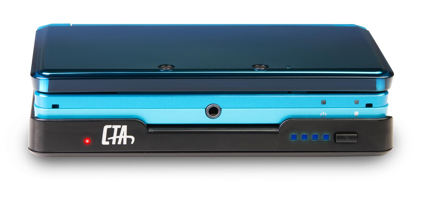 Amazon.com: CTA Digital Nintendo 3Ds External Power Supply