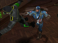 Screenshot four from Captain America: Super Soldier for Wii
