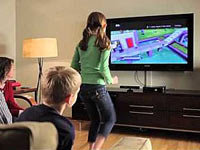 Using the Kinect Sensor for Xbox 360 to play Wipeout: in the Zone