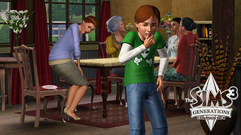 The Sims 3 Store - An Official EA Site