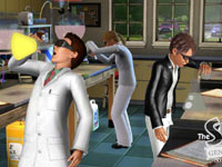 Getting creative with chemistry in The Sims 3: Generations Expansion Pack