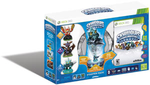 The Skylanders Spyro's Adventure Starter Pack for Xbox 360