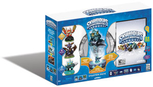 The Skylanders Spyro's Adventure Starter Pack for PC/Mac