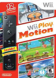 Wii Play Motion boxshot