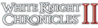 White Knight Chronicles II game logo