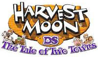 Harvest Moon: Tale of Two Towns game logo