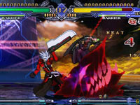BlazBlue Continuum Shift II screenshot