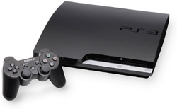 PlayStation 3 160 GB console with DualShock 3 wireless controller