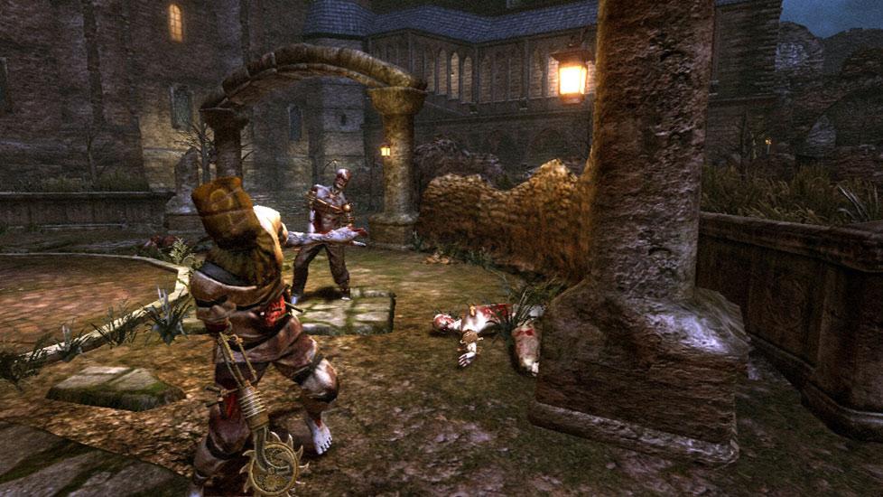 Amazon.com: Rise of Nightmares - Xbox 360: Video Games