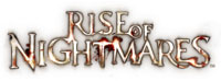 Rise of Nightmares game logo