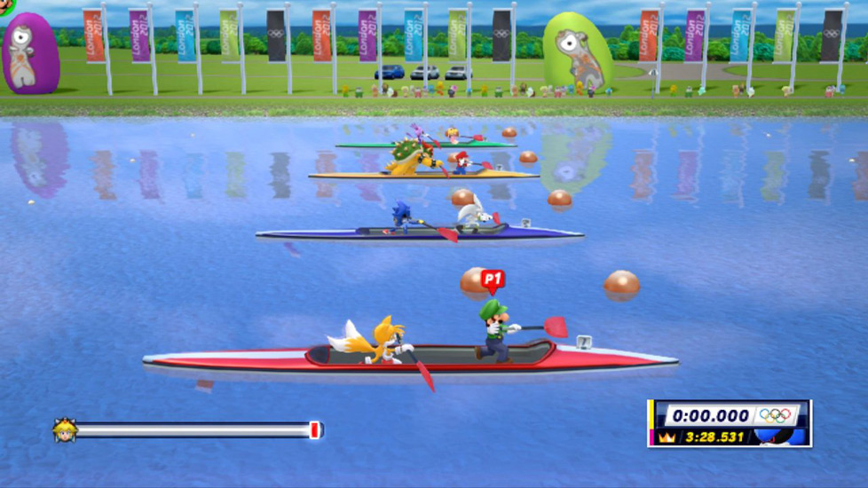 Kuvahaun tulos haulle Mario & Sonic At The London 2012 Olympic Games WII