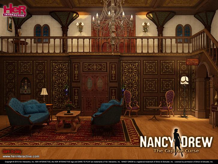 Amazon.com: Nancy Drew: The Captive Curse