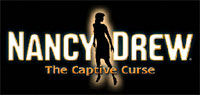Nancy Drew: The Captive Curse game logo