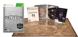 The Elder Scrolls IV: Oblivion 5th Anniversary Edition for Xbox 360