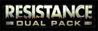Resistance Dual Pack game logo