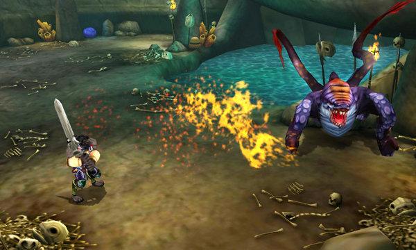 Amazon.com: Heroes of Ruin - Nintendo 3DS: Video Games