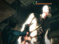 Playing as Jill Valentine in Raid Mode in Resident Evil: Revelations