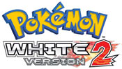 Pokémon White Version 2 game logo