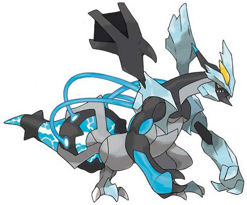 Names Of Legendary Pokemon Black And White Images | Pokemon Images