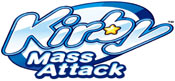 Kirby: Mass Attack game logo