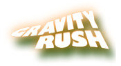 Gravity Rush game logo
