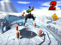 ModNation Racers: Road Trip gameplay screenshot
