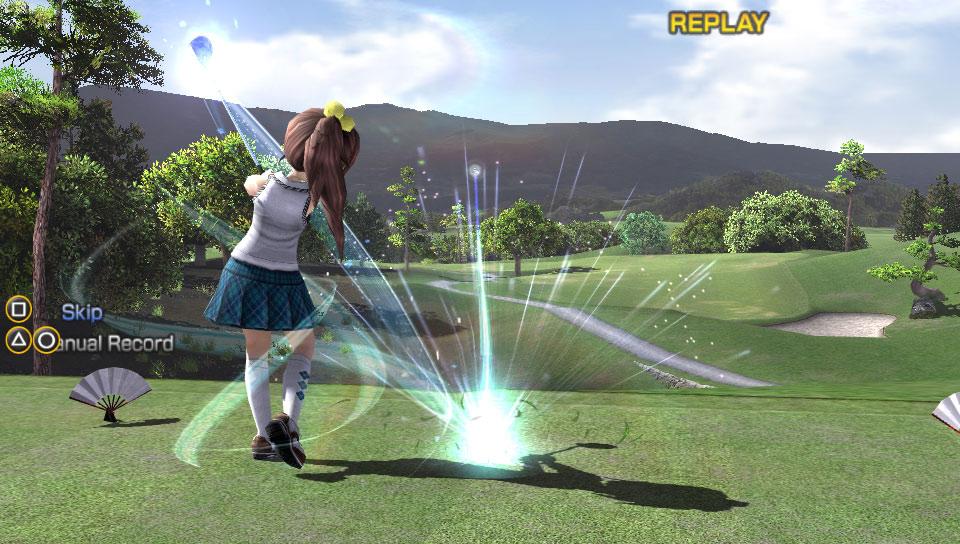 amazon com  hot shots golf  world invitational  sony computer entertainme  video games