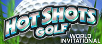 Hot Shots Golf: World Invitational game logo