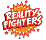 Reality Fighters game logo