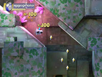 Depth Charge mini-game screenshot from Little Deviants