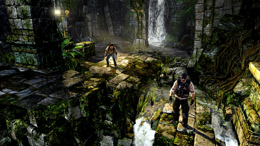 Amazon.com: Uncharted: Golden Abyss - PlayStation Vita
