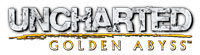 Uncharted: Golden Abyss game logo