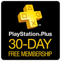 PlayStation Plus 30-day free membership included in the PS3 320 GB Uncharted 3 bundle