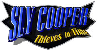 Sly Cooper: Thieves in Time game logo