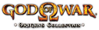God of War: Origins Collection game logo