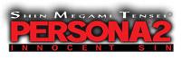 Shin Megami Tensei: Persona 2 Innocent Sin game logo