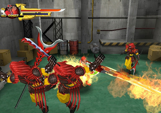 Amazon.com: Power Rangers Samurai - Nintendo Wii: Namco Bandai Games