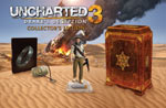 The Uncharted 3: Drakes Deception Collector's Edition contents