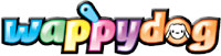 Wappydog game logo
