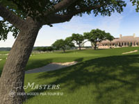 Screenshot from the course at San Antonio from Tiger Woods PGA Tour 12: The Masters