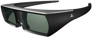 PlayStation 3D glasses