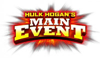 Hulk Hogan's Main Event game logo