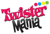Twister Mania game logo